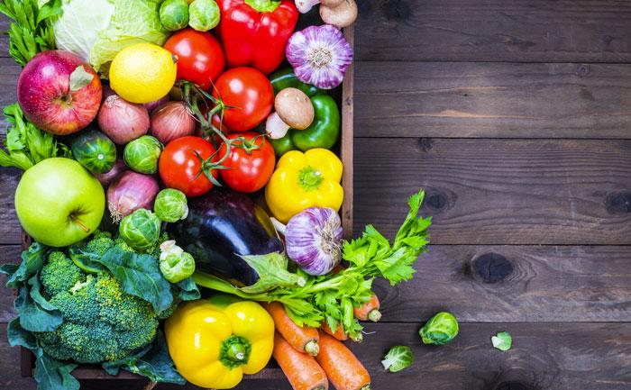 WeCook WeCare - Fruits et légumes : à chaque couleur ses atouts santé !